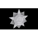 Орден Отечественной Войны из мрамора