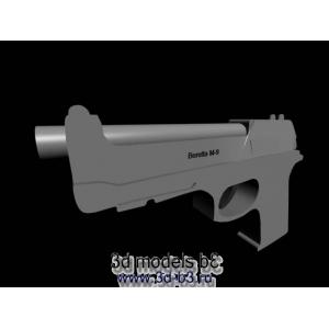 Пистолет Beretta M-9