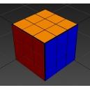 Кубик-рубик (собранный)