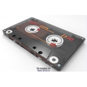 магнитофонная кассета ТДК