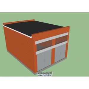 Подстанция для многоквартирного дома